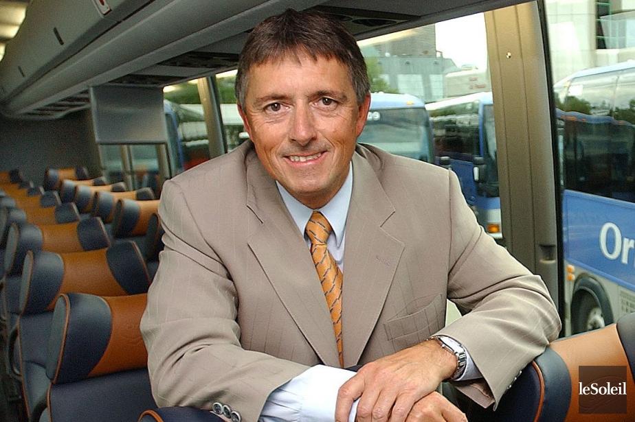 Sylvain Langis, issu du secteur privé - il... (Photo Jean-Marie Villeneuve, archives Le Soleil)