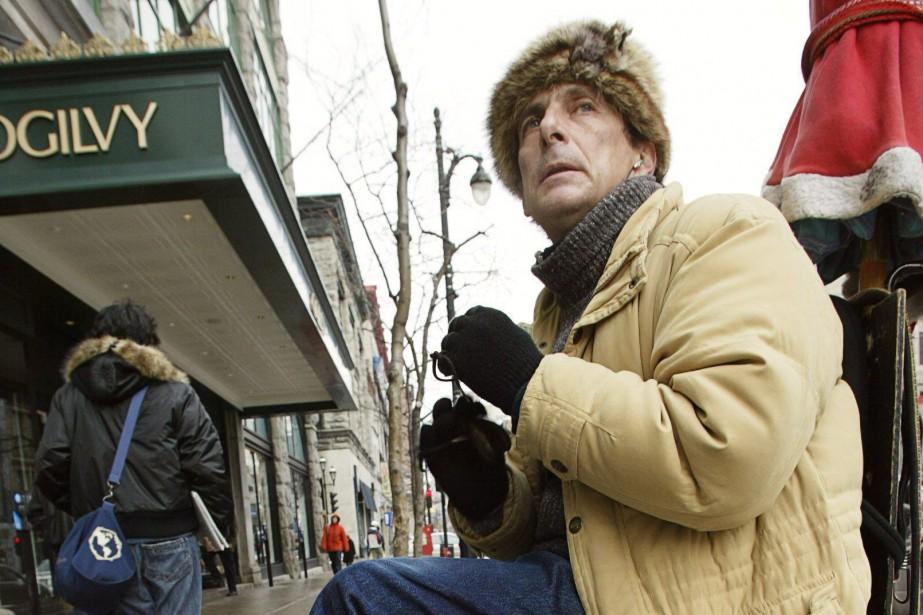 Cyrille Estève en janvier 2005.... (ARCHIVES PC)