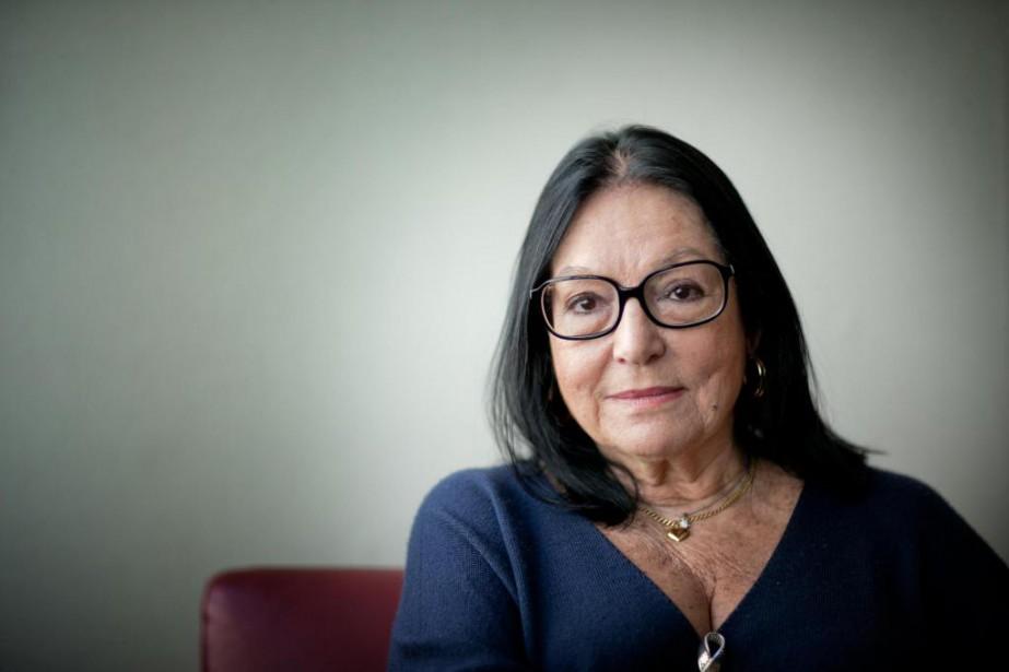 Nana Mouskouri sera de passage à la Maison... (Photo Marco Campanozzi, Archives La Presse)