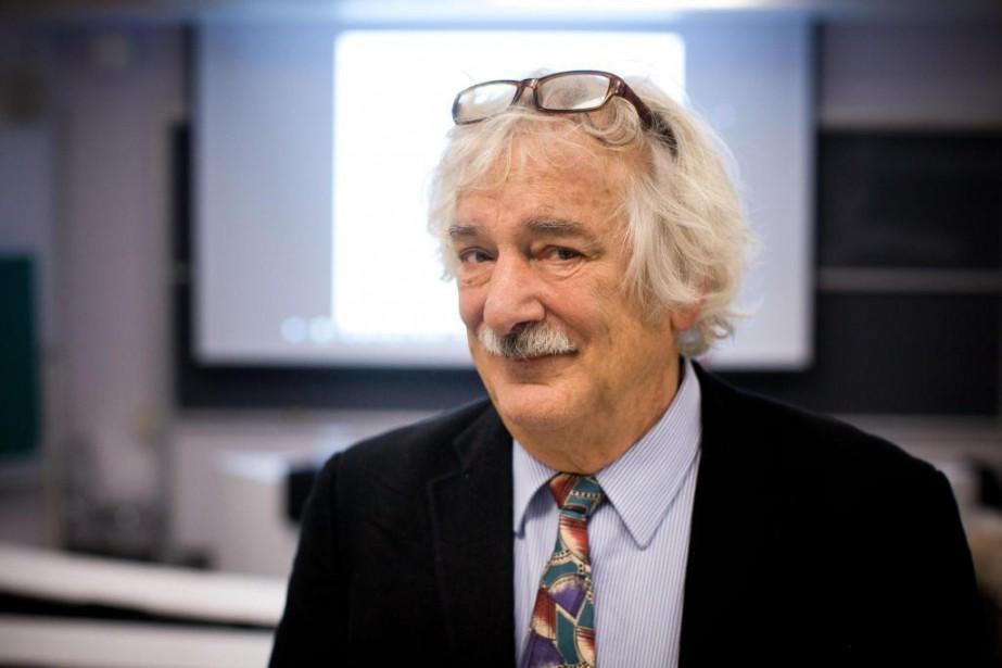 Roger Cooke,mathématicien américain expert en analyse de risques,... (Photo Olivier PontBriand, La Presse)