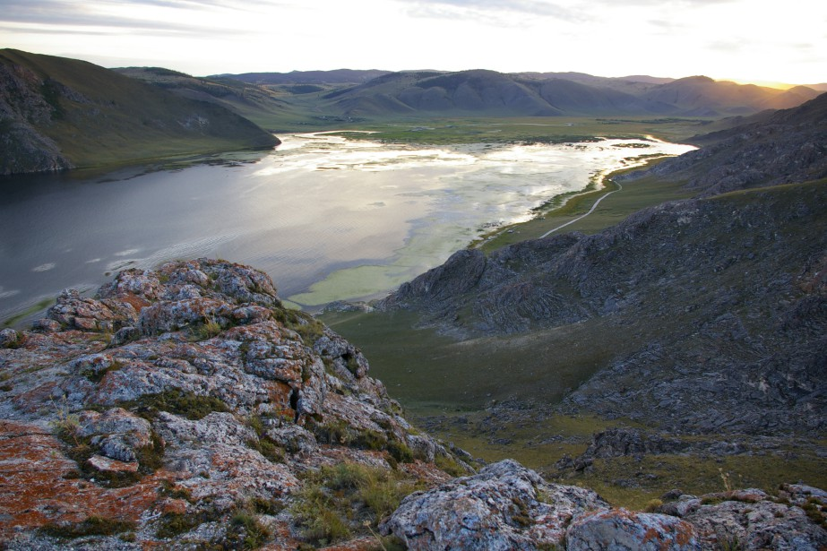 La biodiversité du lac Baïkal est remarquable: près... (Photo Niobe Thompson via The New York Times)