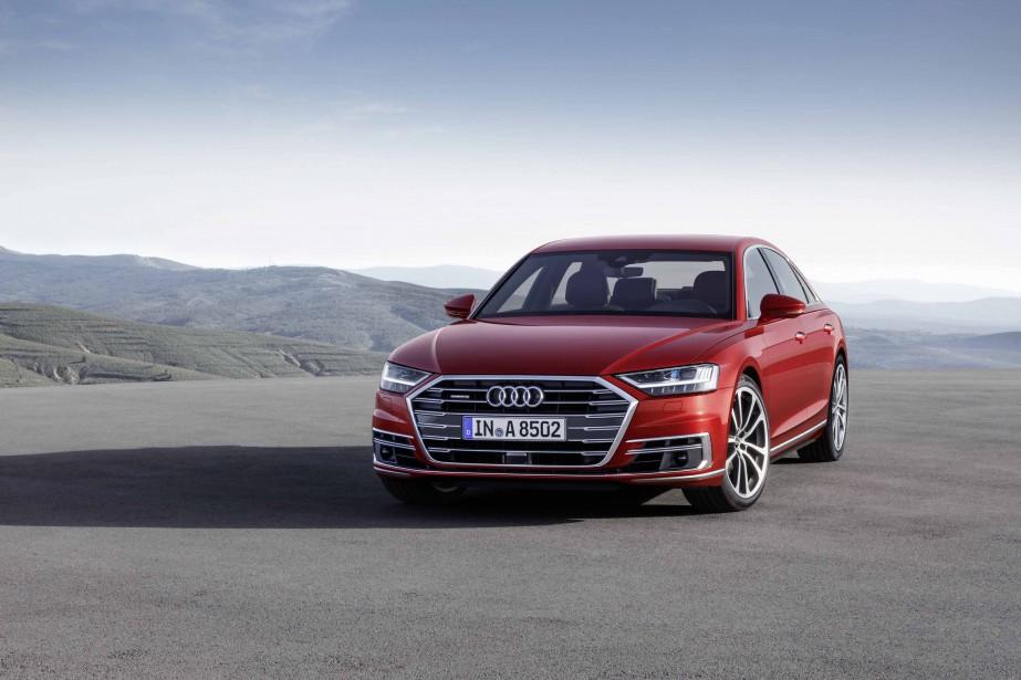 L'Audi A8... | 2017-10-19 00:00:00.000