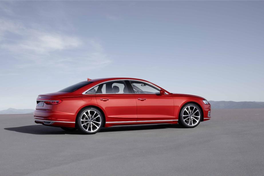 L'Audi A8 | 19 octobre 2017
