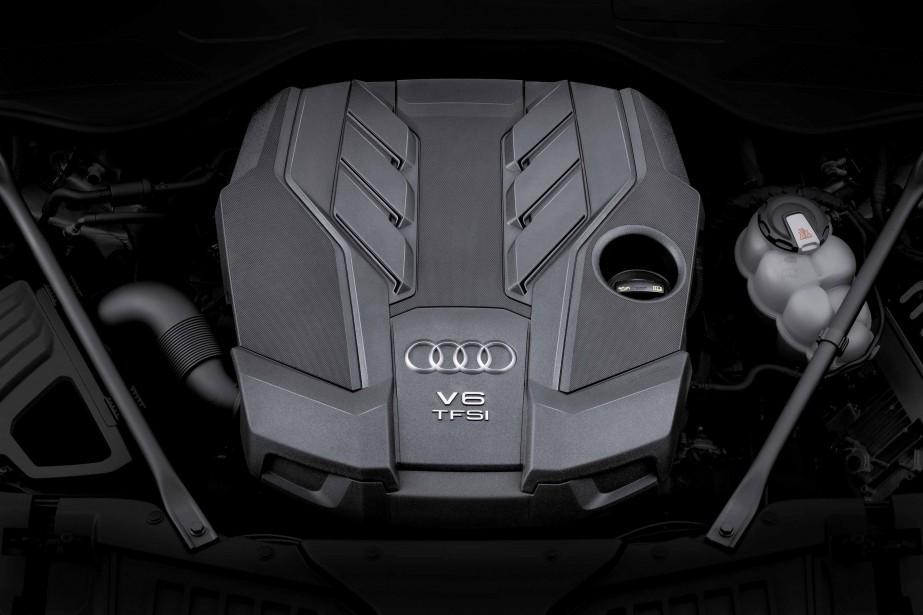 Le moteur de l'Audi A8 | 19 octobre 2017