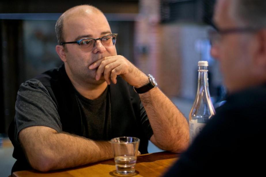 «Moi, un gars qui fait des conneries, même... (PHOTO DAVID BOILY, LA PRESSE)