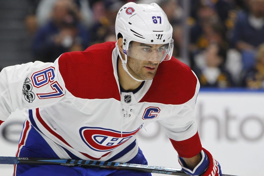 Le capitaine du Canadien Max Pacioretty n'a marqué... (Photo Jeffrey T. Barnes, AP)
