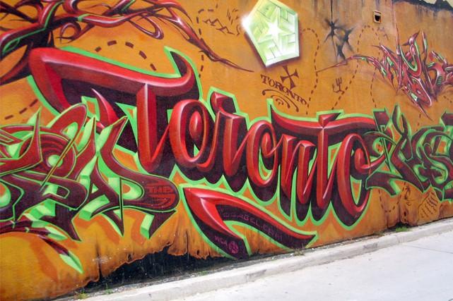 Graffiti Alley ()