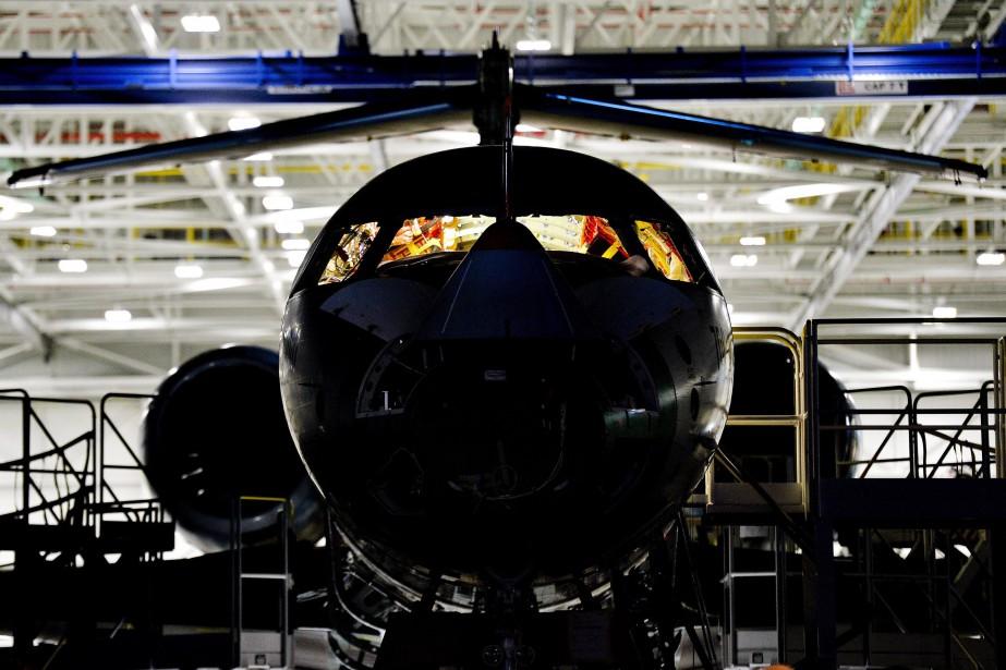 Rolland Vincent, un consultant en aviation ayant déjà... (PHOTO ARCHIVES LA PRESSE CANADIENNE)