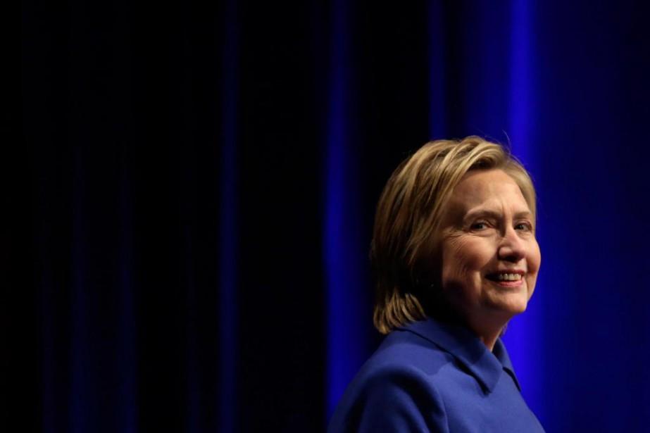 Hillary Clinton... (Photo Yuri Gripas, archives Agence France-Presse)
