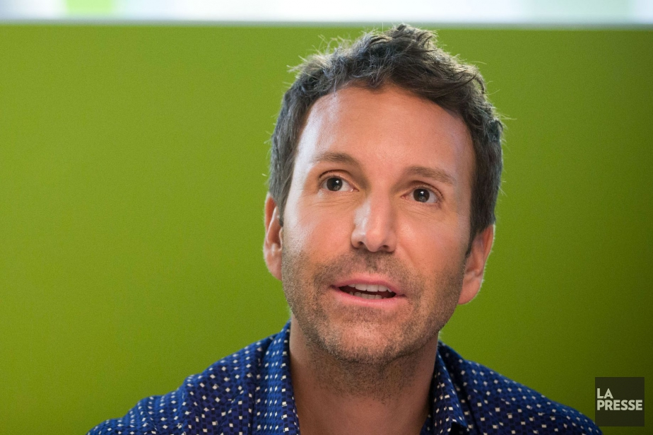 Éric Salvail... (Photo François Roy, archives La Presse)