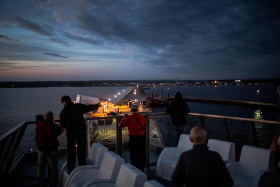 Anticosti espère profiter de la recrudescence touristique pour... (Photo Olivier PontBriand, Archives La Presse)
