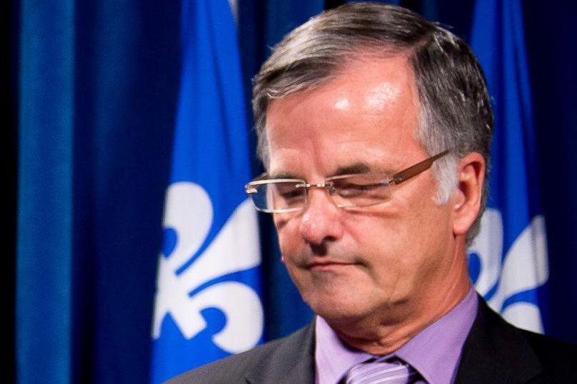 Le député libéral Guy Ouellette.... (PhotoJacques Boissinot, archives La Presse Canadienne)