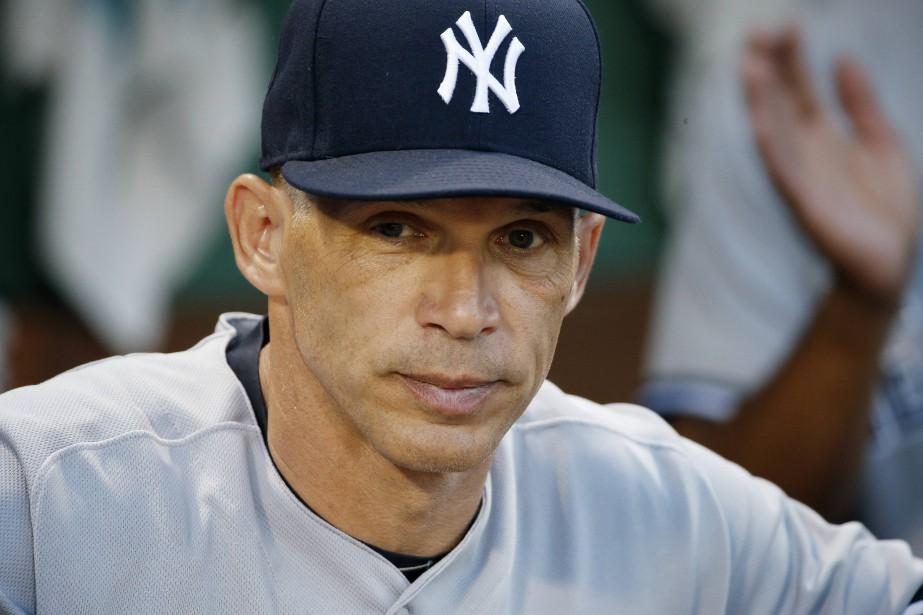 Joe Girardi aura dirigé les Yankees de New... (Photo Michael Dwyer, AP)
