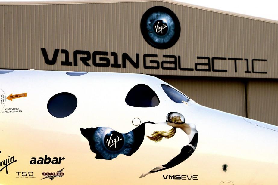 L'annonce de l'investissement saoudien dans Virgin Galactic intervient... (PHOTO ARCHIVES AP)