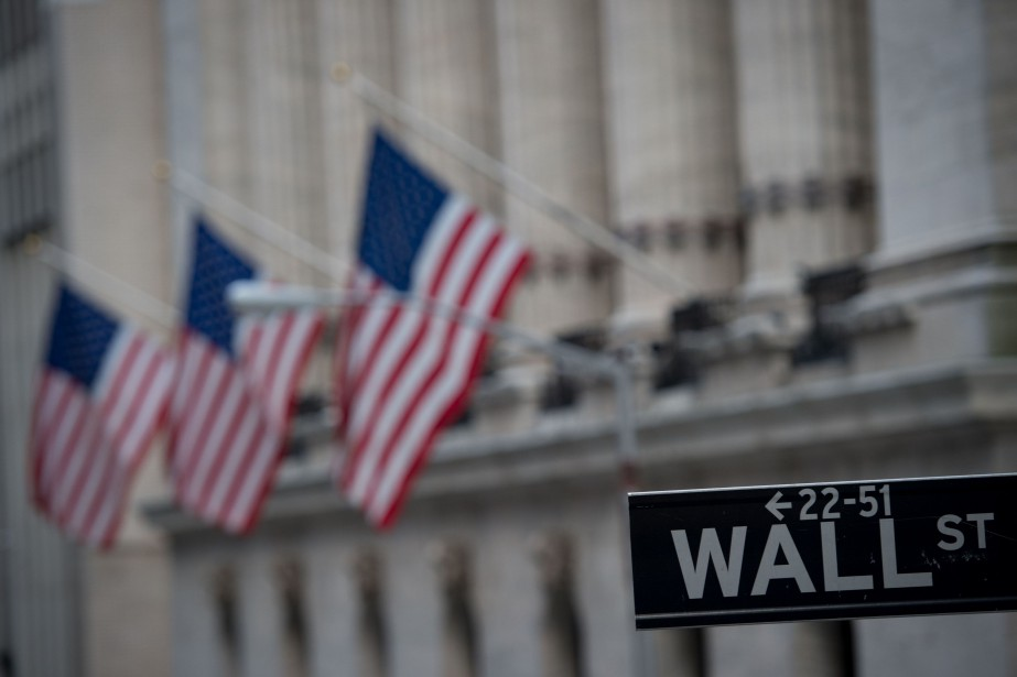 Wall Street a repris sa course aux... (photo Bryan R. Smith, archives AFP)