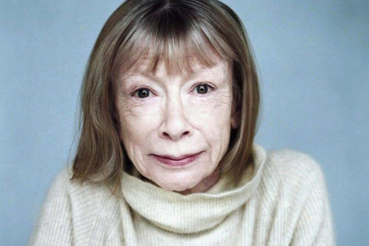 L'auteure Joan Didion... (PHOTO ARCHIVES LA PRESSE CANADIENNE)