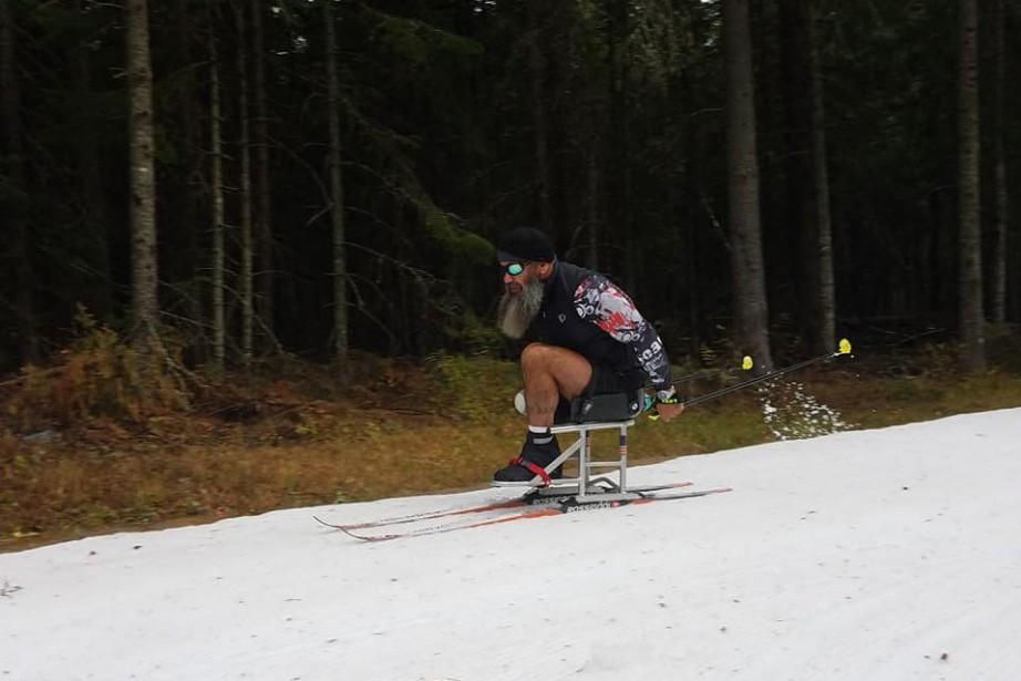 À Lake Placid, la saison de ski de... (PHOTOtirée de la page Facebook du mont Van Hoevenberg)