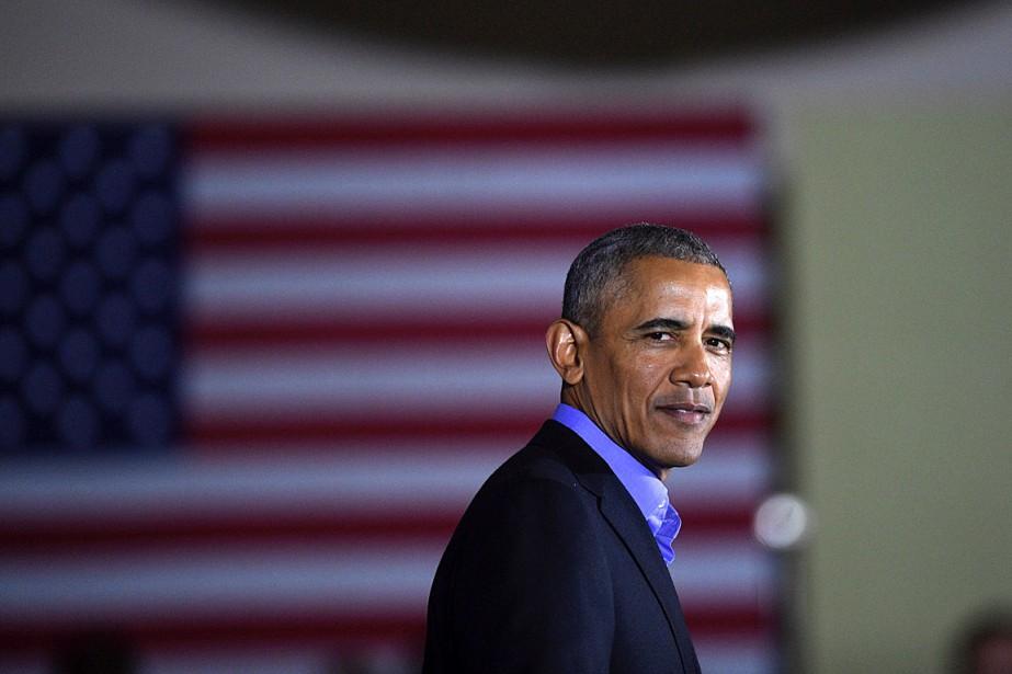 Barack Obama recevra une rémunération de 17,20$US pour... (PHOTO MARK MAKELA, ARCHIVES REUTERS)