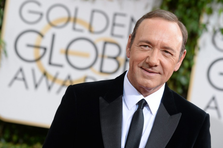 Kevin Spacey... (Photo Jordan Strauss, archives Associated Press)