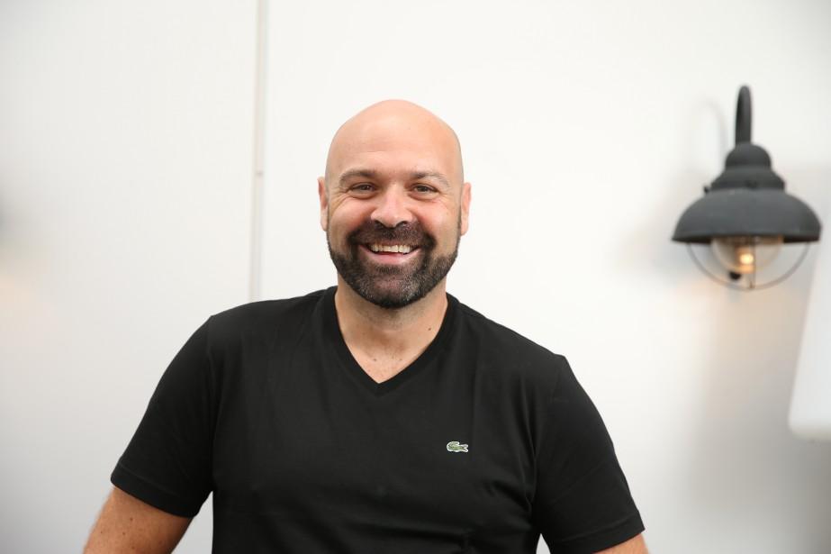 Ricardo Trogi, le réalisateur du film Québec-Montréal, est un grand... | 2017-10-30 00:00:00.000