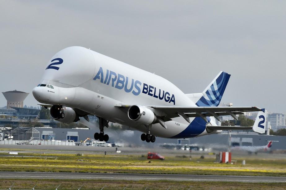Le constructeur européen Airbus est sous le coup... (AFP)