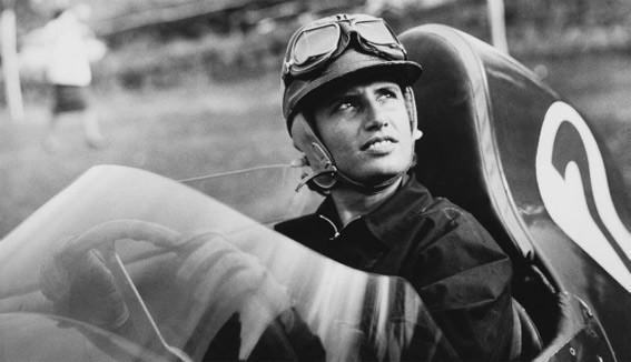 Maria Teresa de Filippis a participé à trois GP en 1958. (Wikipédia Russie)