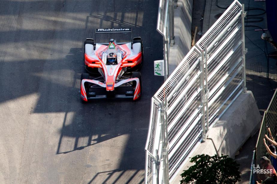 Nissan, pionnier de la voiture électrique avec la... (Photo : Sarah Birkett-Mongeau, La Presse)