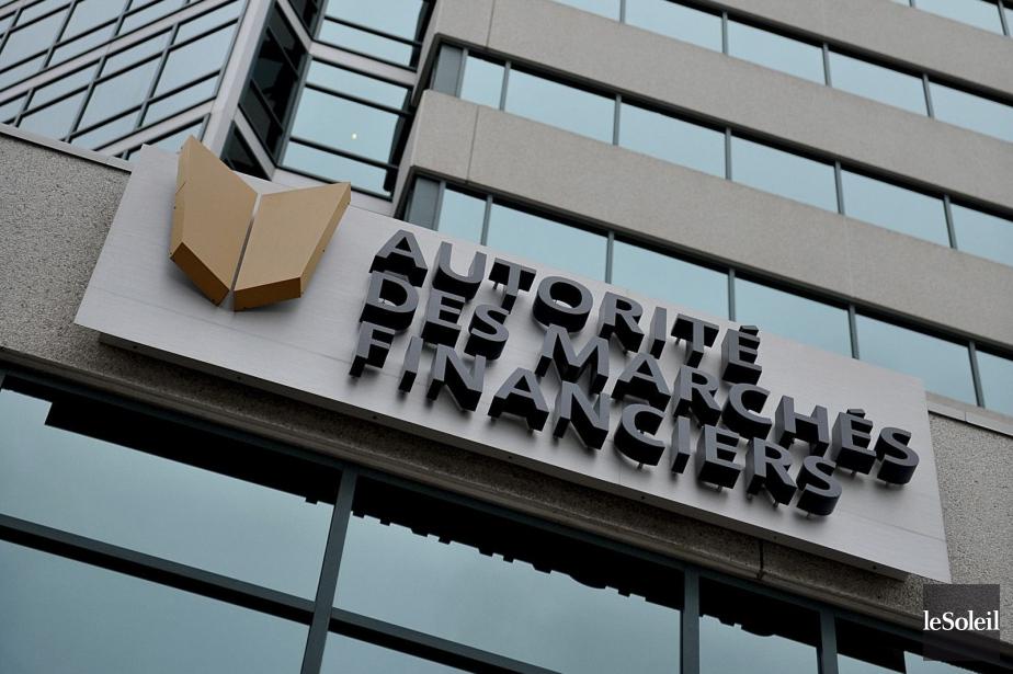 L'Autorité des marchés financiers... (PHOTO Patrice Laroche, ARCHIVES LE SOLEIL)