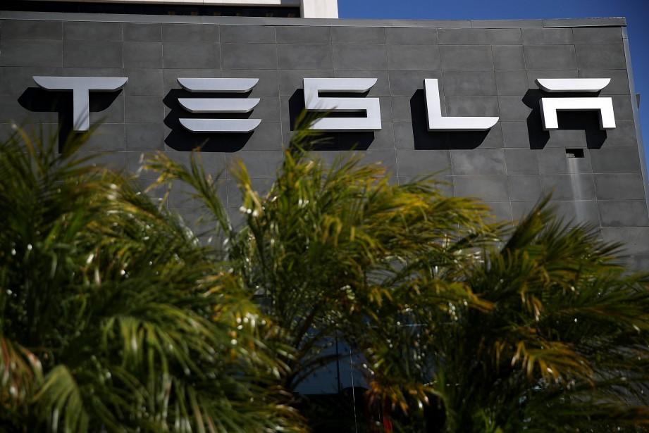 La presse américaine avait rapporté récemment que Tesla... (PHOTO ARCHIVES AFP)