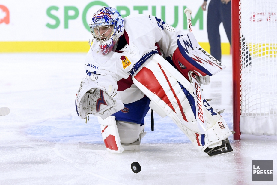 Charlie Lindgren... (PHOTO BERNARD BRAULT, ARCHIVES LA PRESSE)