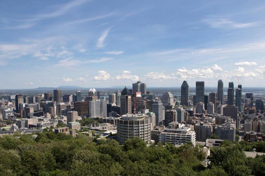 L'administration Coderre exige des promoteurs immobiliers 15% de... (Photo Robert Skinner, archives La Presse)