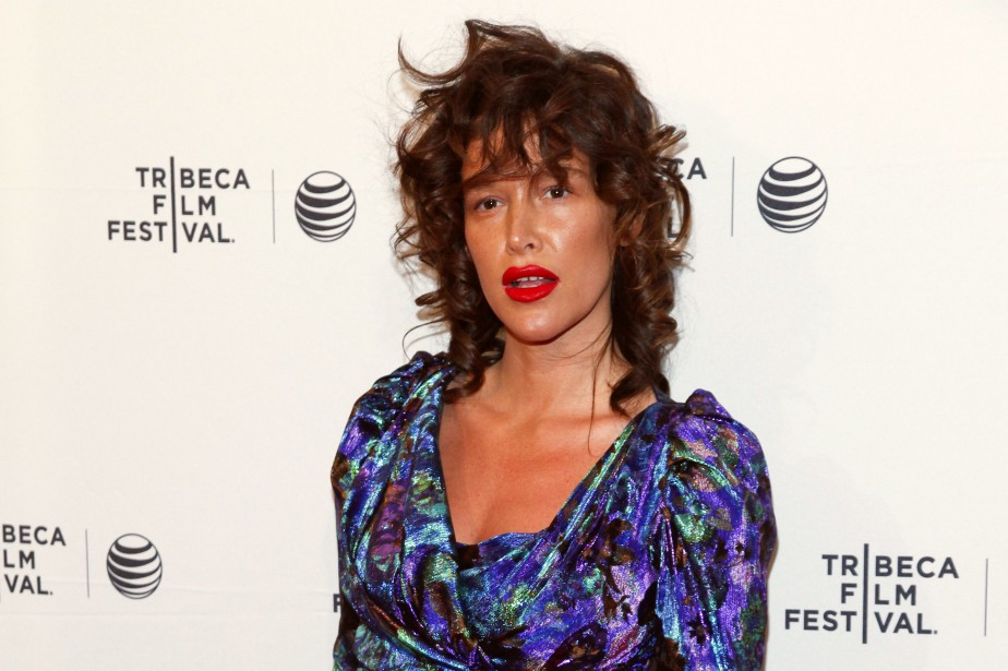 Paz de la Huerta... (Photo Andy Kropa archives Invision/AP)