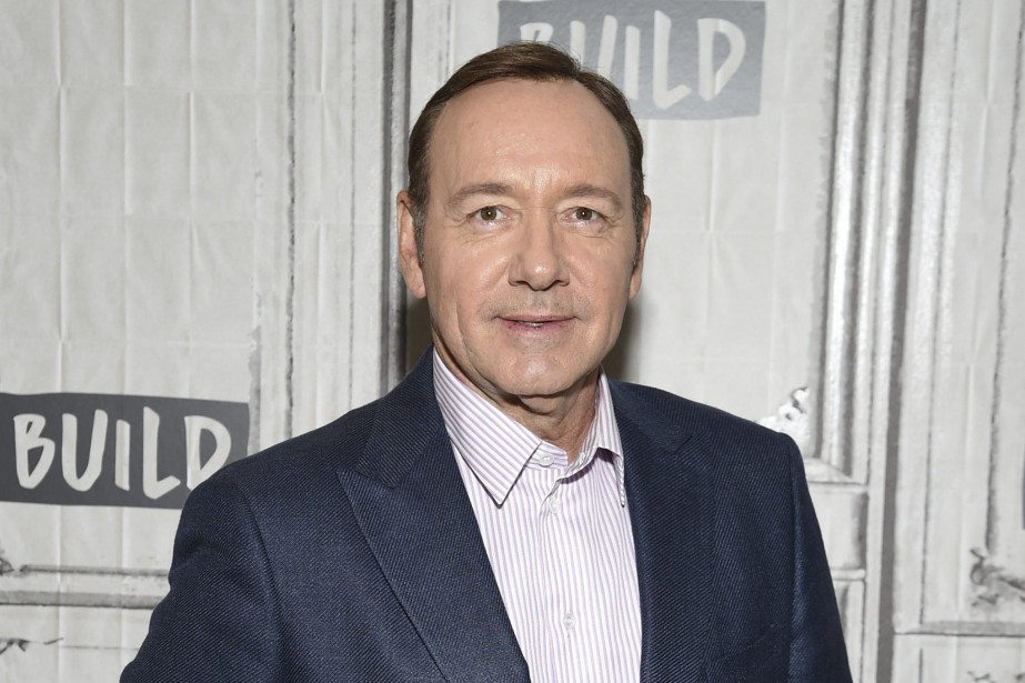 Kevin Spacey... (PHOTO Evan Agostini, ARCHIVES Invision/AP)