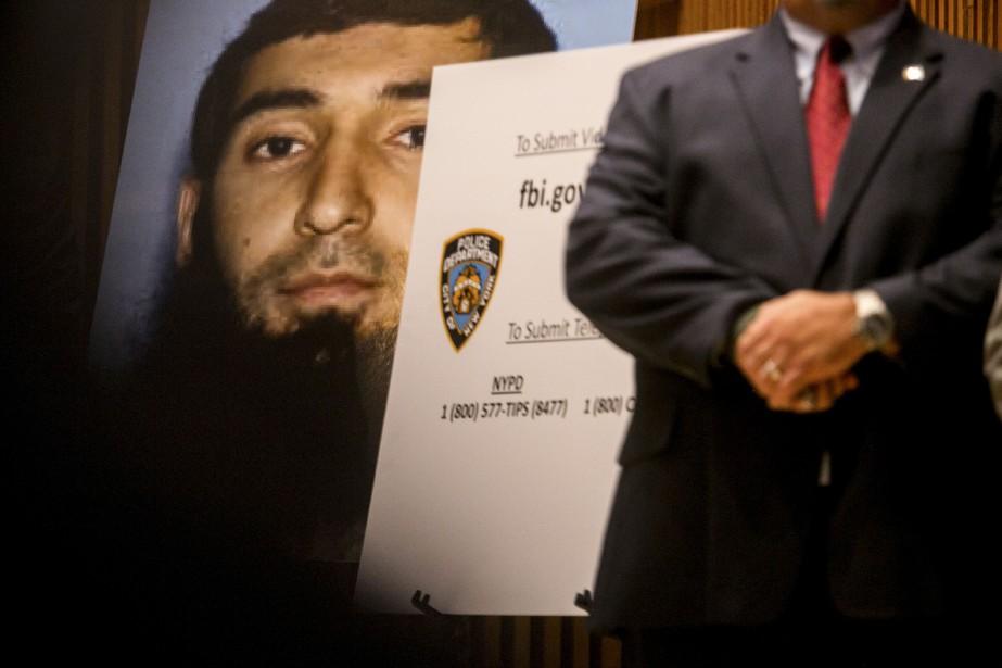 Sayfullo Saipov, 29 ans, qui a revendiqué son... (Photo Sam Hodgson, The New York Times)