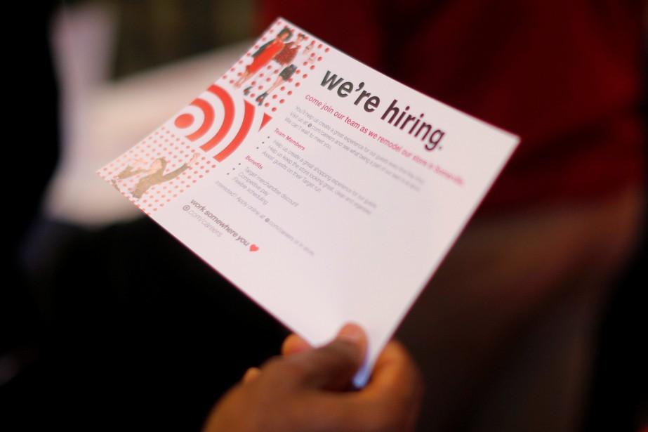 Le taux de chômage pour les Américains blancs,... (Photo Brian Snyder, REUTERS)