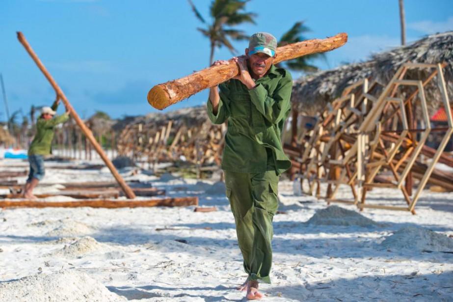 De La Havane aux îles côtières en passant... (Photo François Roy, La Presse)