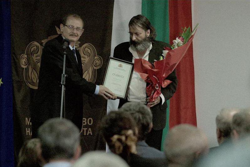 Ivan Savov et Stefan Denolyubov dans Glory (Slava).... (Photo fournie par Urban Distribution.)