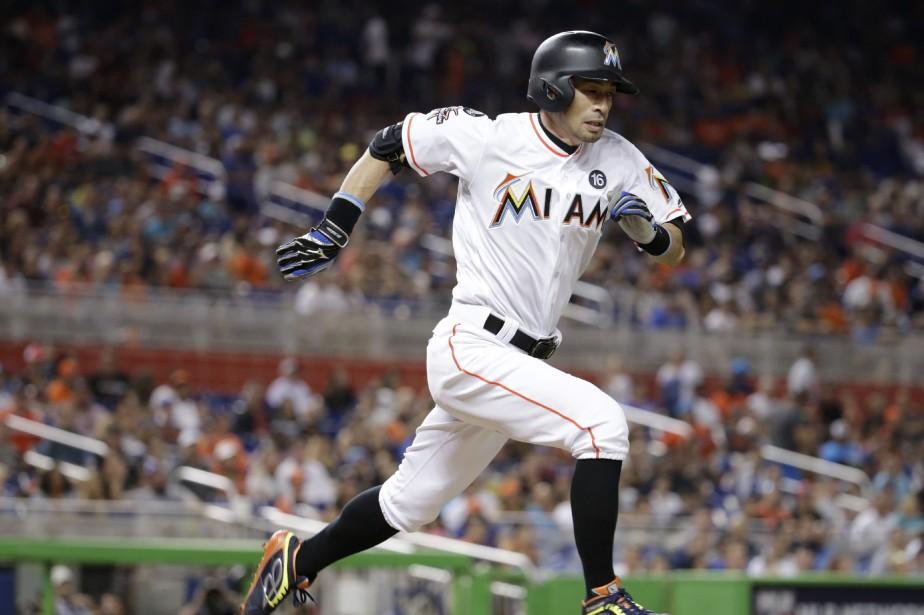 Ichiro Suzuki... (Photo Lynne Sladky, AP)