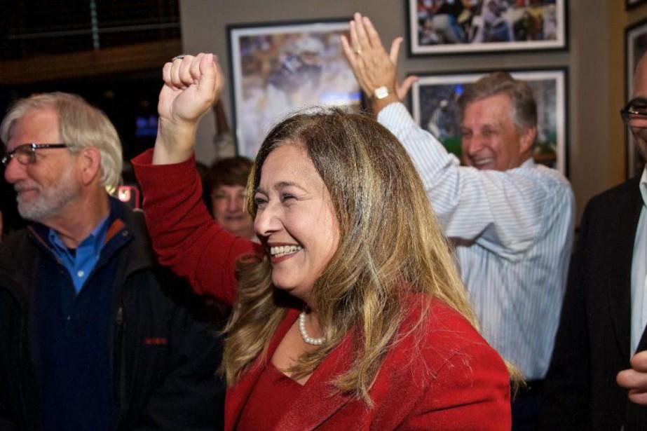 Doreen Assaad, conseillère municipale depuis 2009, pourra compter... (Photo André Pichette, La Presse)