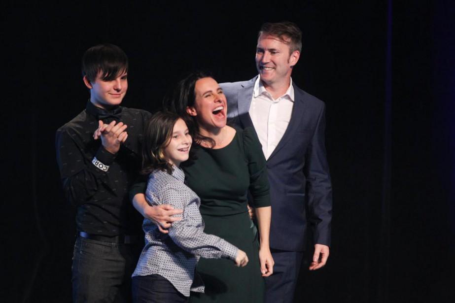 «Valérie Plante a gagné. Elle a gagné contre... (Photo Martin Chamberland, La Presse)