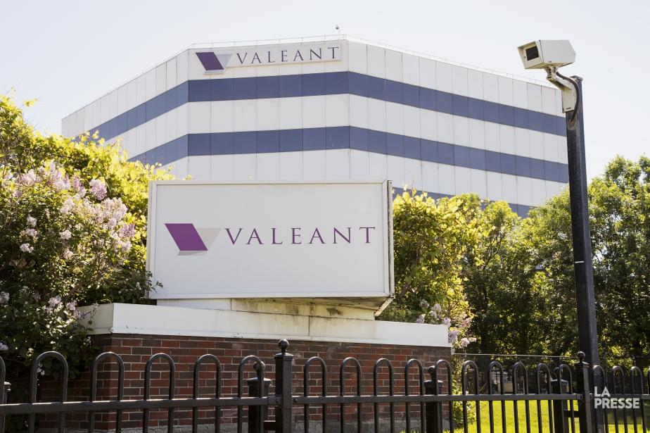 Valeant avait acheté Sprout en 2015 pour 1... (PHOTO ARCHIVES LA PRESSE)