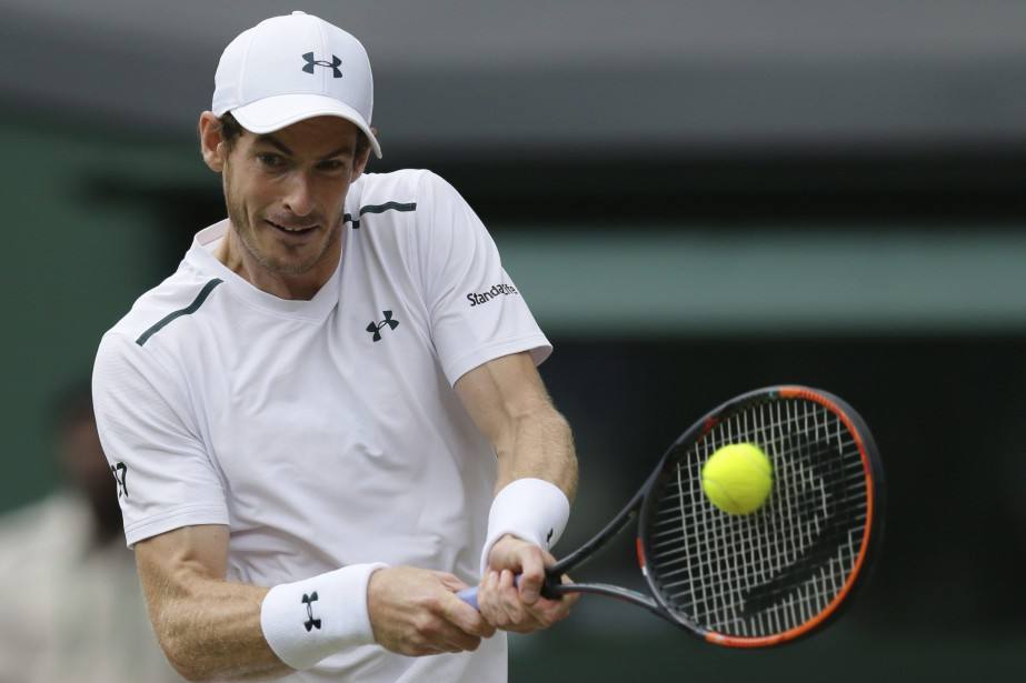 Andy Murray... (Photo Tim Ireland, archives AP)