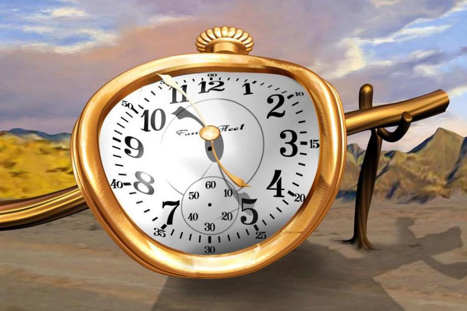 Le changement d'heure complique la vie de bien... (Photo Thinkstock)