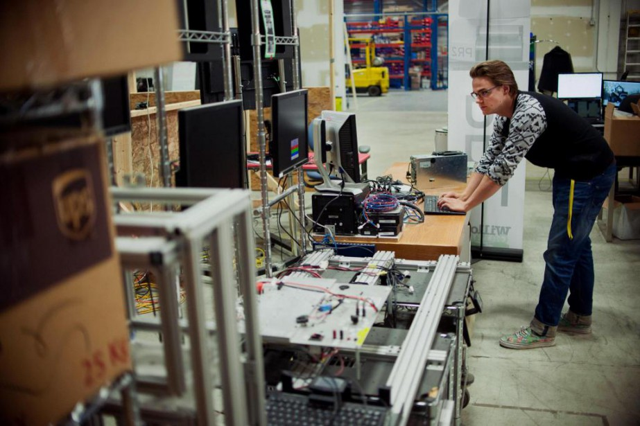 Les activités des ingénieurs se sont grandement diversifiées... (PhotoJames MacDonald,Bloomberg)