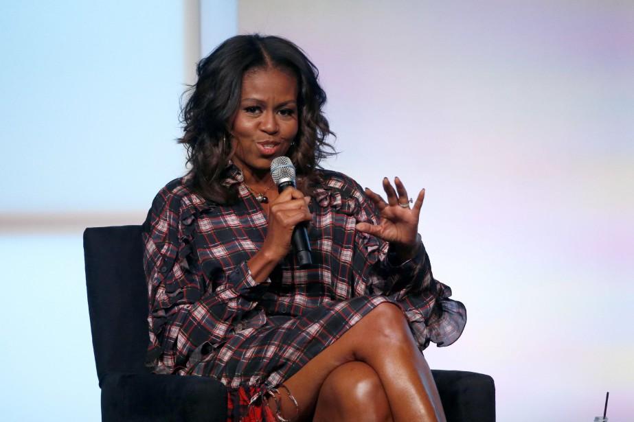 La femme de l'ex-président démocrate des États-Unis sera... (AP)
