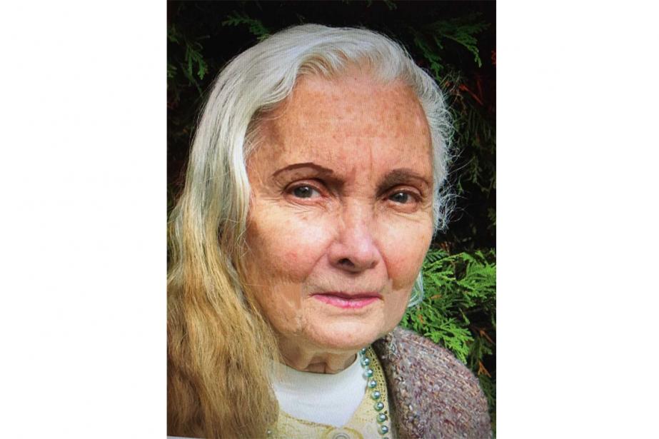 Carmelle Auger, 78 ans, mesure 1,57 m (5'... (PHOTO COURTOISIE)