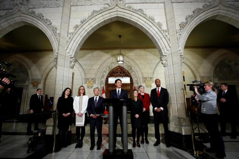 Depuis son arrivée au pouvoir, en 2015, le... (PhotoChris Wattie, archives Reuters)