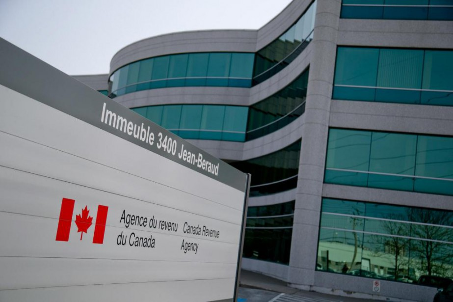 Selon l'Agence du revenu du Canada, les quatre... (PHOTO DAVID BOILY, archives LA PRESSE)
