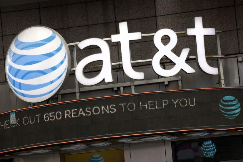 L'opérateur télécoms américain AT&T est prêt à une... (Photo archives AP)