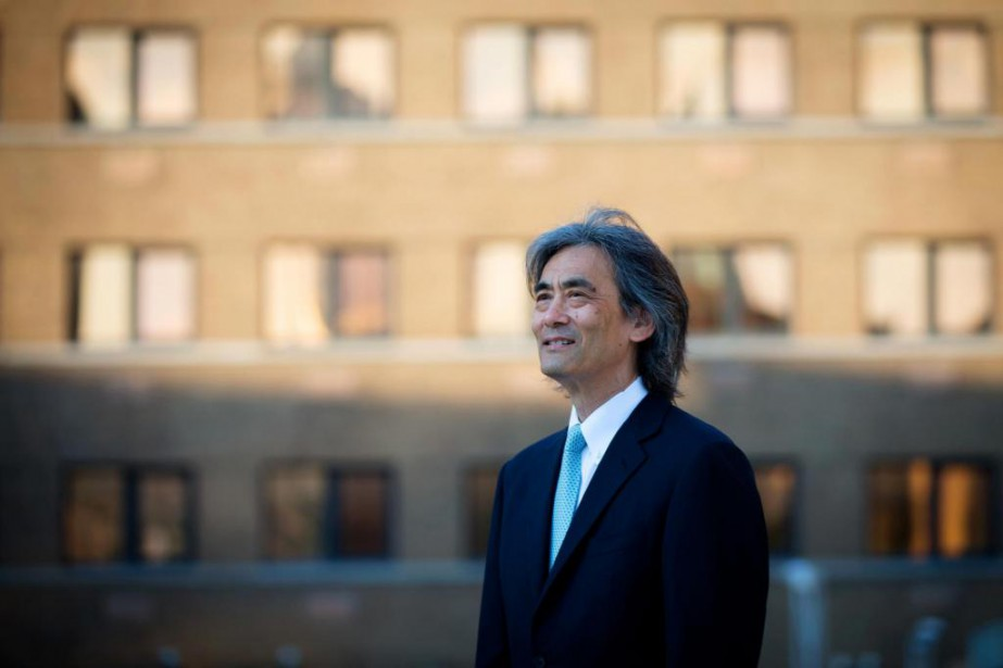 Kent Nagano... (Photo Olivier Jean, Archives La Presse)